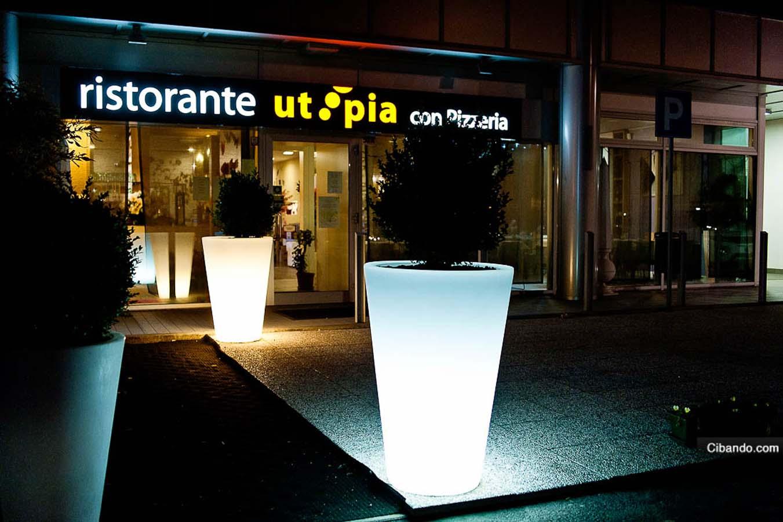 ristorante con pizzeria a Padova